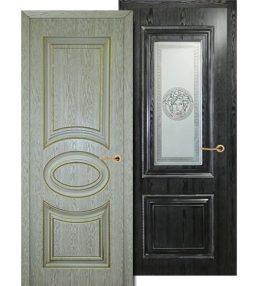 Двери винтаж